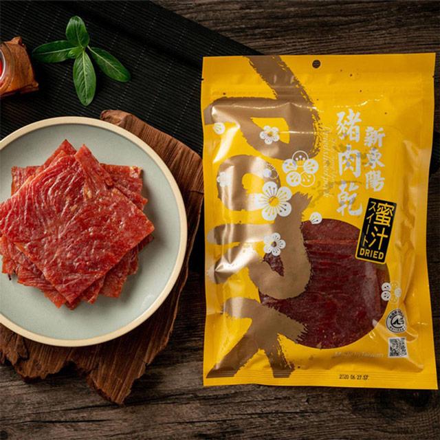 【新東陽】蜜汁豬肉乾275g