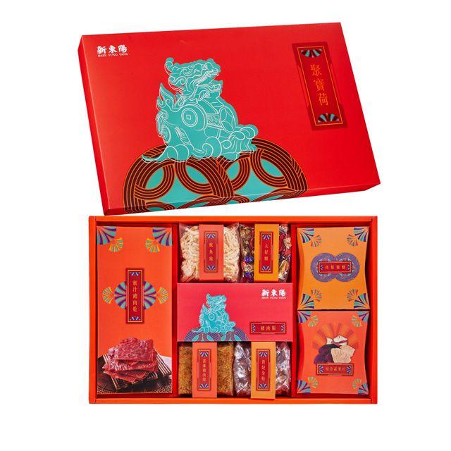 【新東陽】聚寶荷禮盒2號