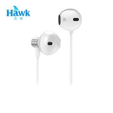 Hawk K250音樂教主耳機麥克風-白色