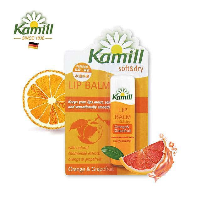 德國Kamill清爽水嫩護唇膏4g