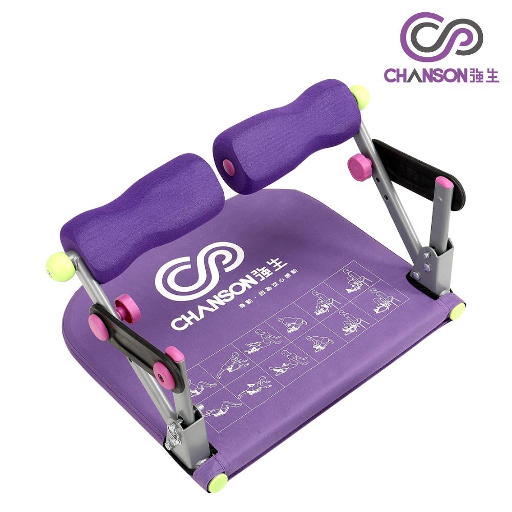 【強生CHANSON】六塊腹肌健身器 CS-622
