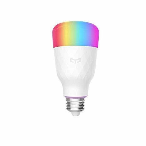 yeelight智慧情境彩光燈泡 Google定製版