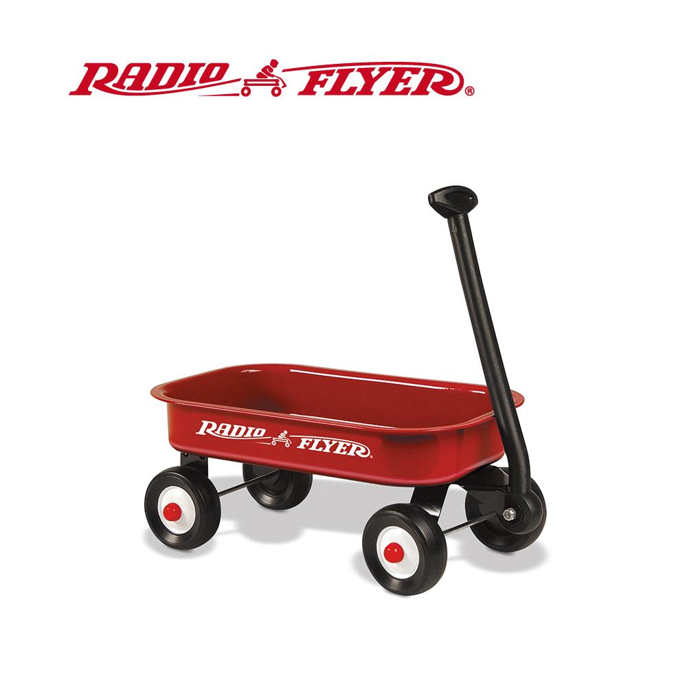 美國【RadioFlyer】小遊騎兵迷你拖車#5型