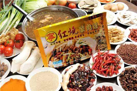 【寧記】紅燒羊肉爐 1200g * 3份 (冷凍包)