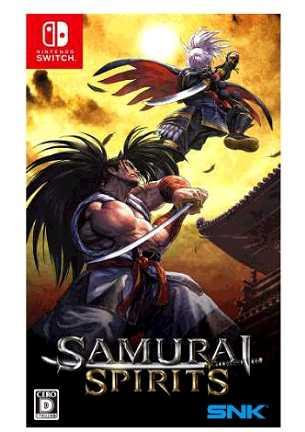 任天堂 NS 侍魂 曉 Samurai Shodown 繁體中文版 預購12/12