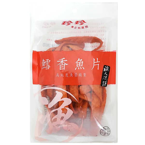 珍珍鱈香魚片40g