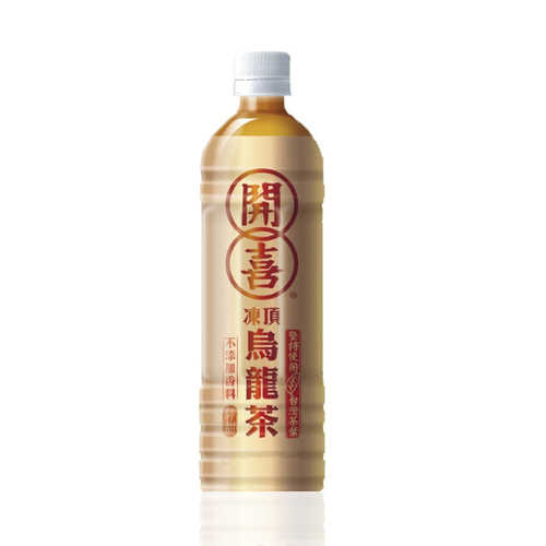 開喜 凍頂烏龍茶-清甜 575ml