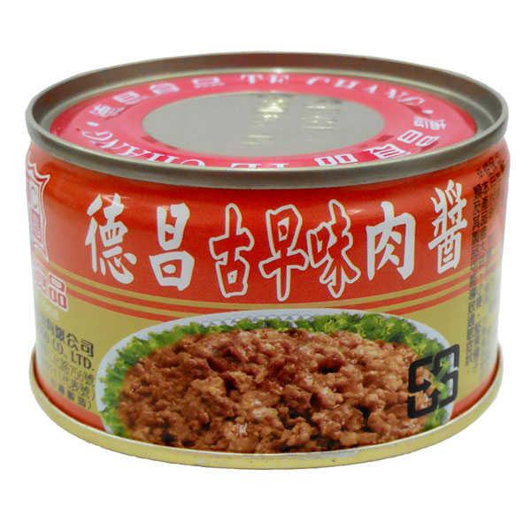 德昌古早味肉醬140g【康鄰超市】