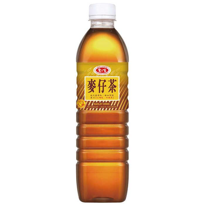 愛之味麥仔茶590ml【康鄰超市】