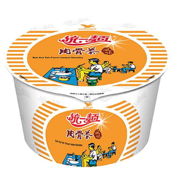 統一麵肉骨茶風味93g/碗【康鄰超市】