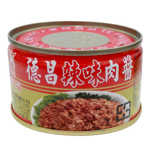 德昌辣味肉醬140g【康鄰超市】