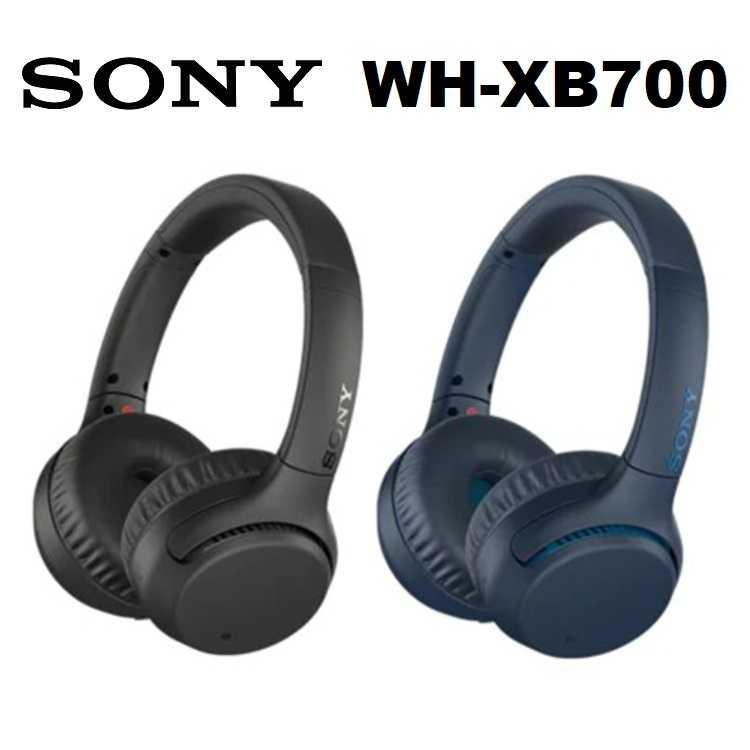 SONY WH-XB700 無線藍牙耳罩式耳機 (公司貨)