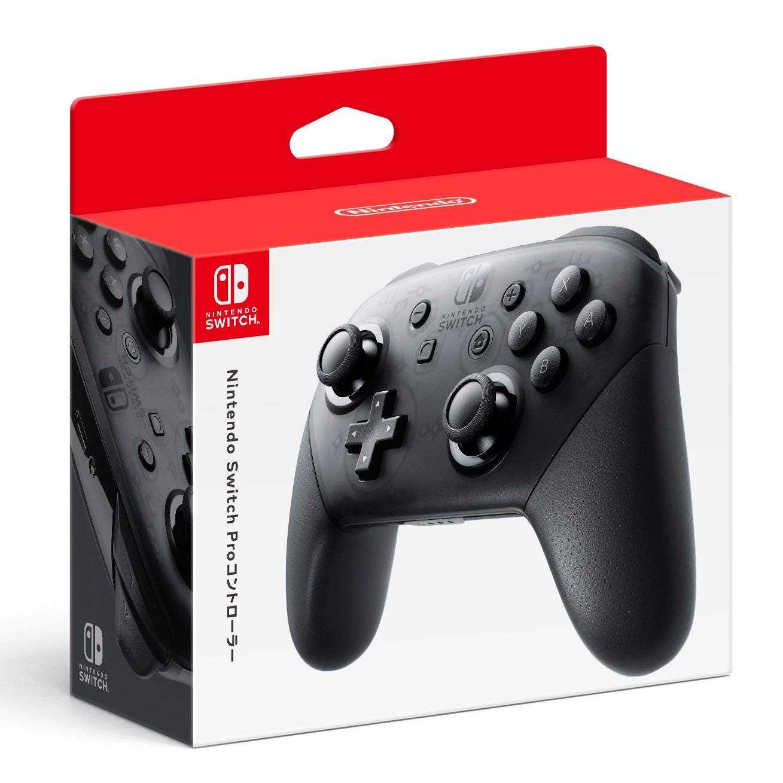 【勁多野】現貨供應 Nintendo Switch NS Pro 控制器 黑色 手把控制器 台灣公司