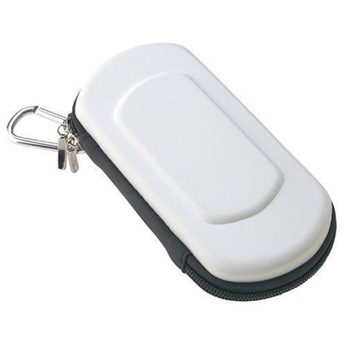 PSP專用 日本 CYBER Gadret EVA 耐衝擊 半硬包 硬殼包 主機包 保護包 白色款