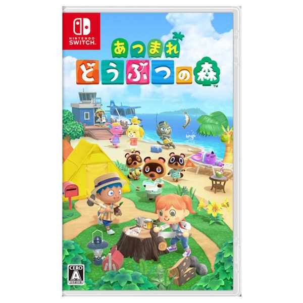 NS 集合啦!動物森友會 / 中文版 / Nintendo switch