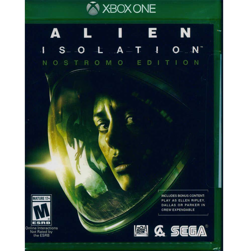 (現貨全新) XBOX ONE 異形:孤立 諾斯托羅莫特別版 英文美版 Alien(附特典)【一起玩