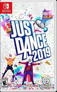 【AS電玩】現貨 Switch NS舞力全開2019 just dance 2019 中英文版
