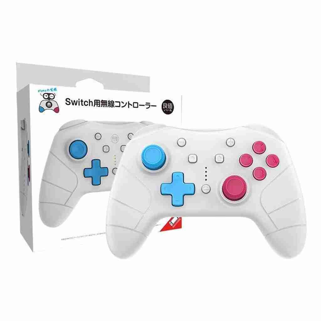 預購 Switch NS 良值3代三代 無線 藍芽 控制器 PRO手把 搖桿 震動 六軸 【AS】