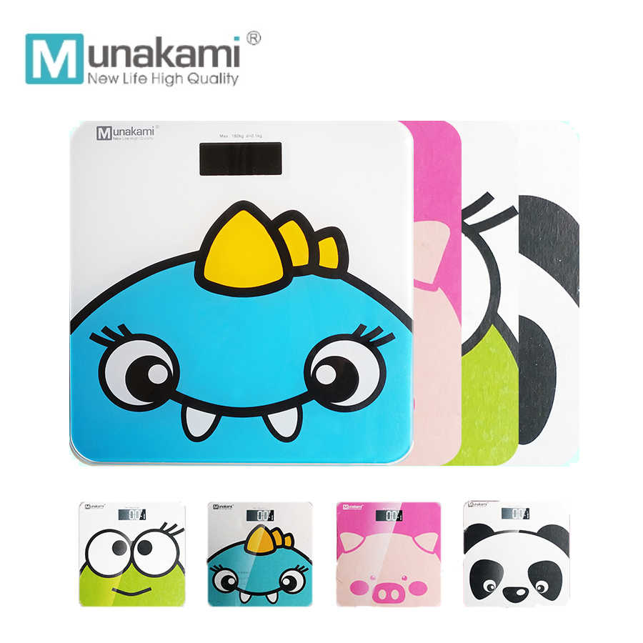 村上Munakami 智慧健康體重管理秤/體重計 MK-503 (1年保固)