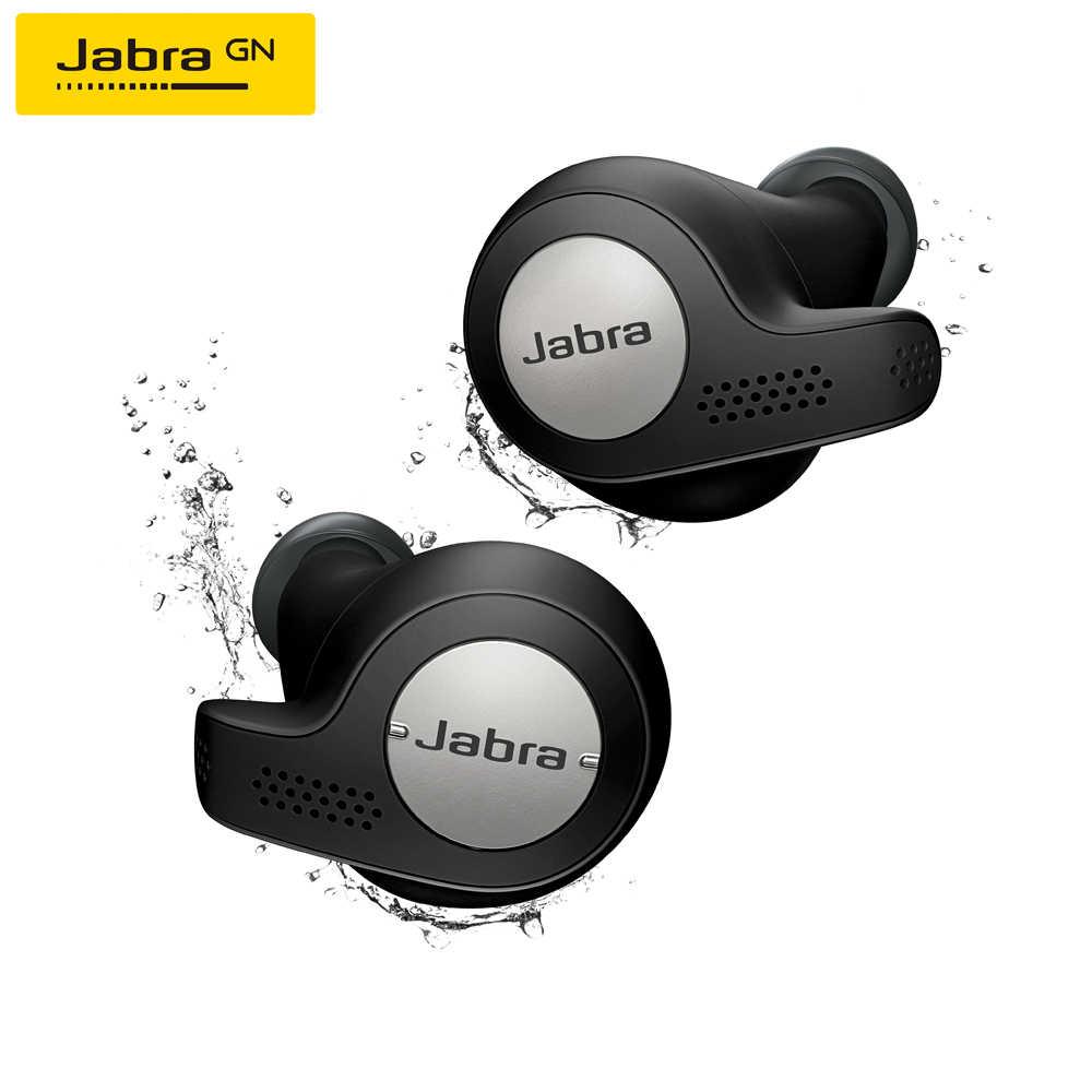【Jabra】Elite Active 65t 黑色 真無線藍牙耳機 防塵防水★送收納盒★