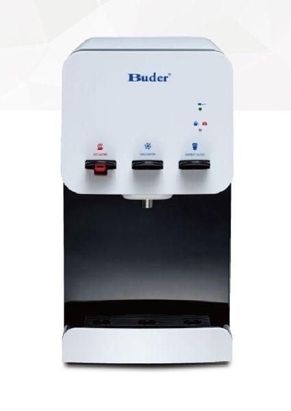 【普德Buder】 BD-3019 冰溫熱桌上型三溫飲水機 【中空絲膜三道式淨水系統】【贈全台安裝】