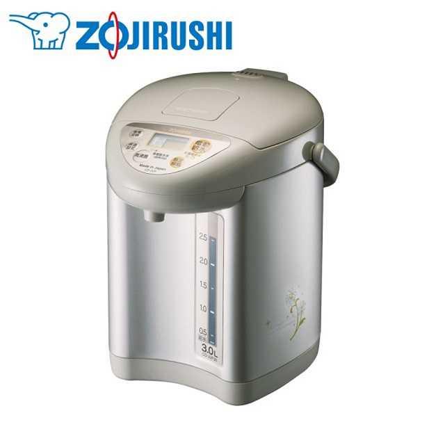 【象印】微電腦電動熱水瓶3公升 CD-JUF30