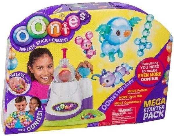 Oonies 神奇黏黏氣球 豪華組 DIY 創作機