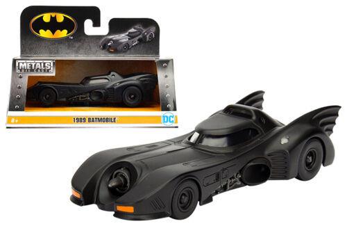 JADA 合金 Hollywood Rides 蝙蝠俠 1:32合金車 1989年 蝙蝠車