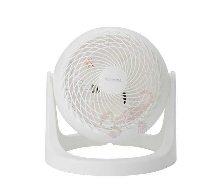 IRIS 空氣循環扇 PCF-HE15(白/黑)