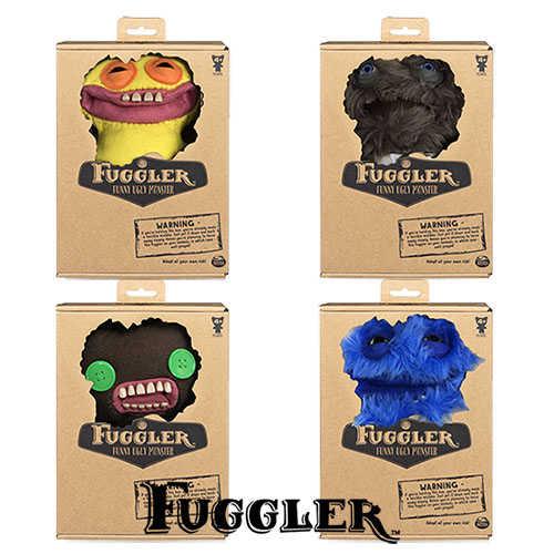 《Fuggler doll》放克牙寶-酷中布偶