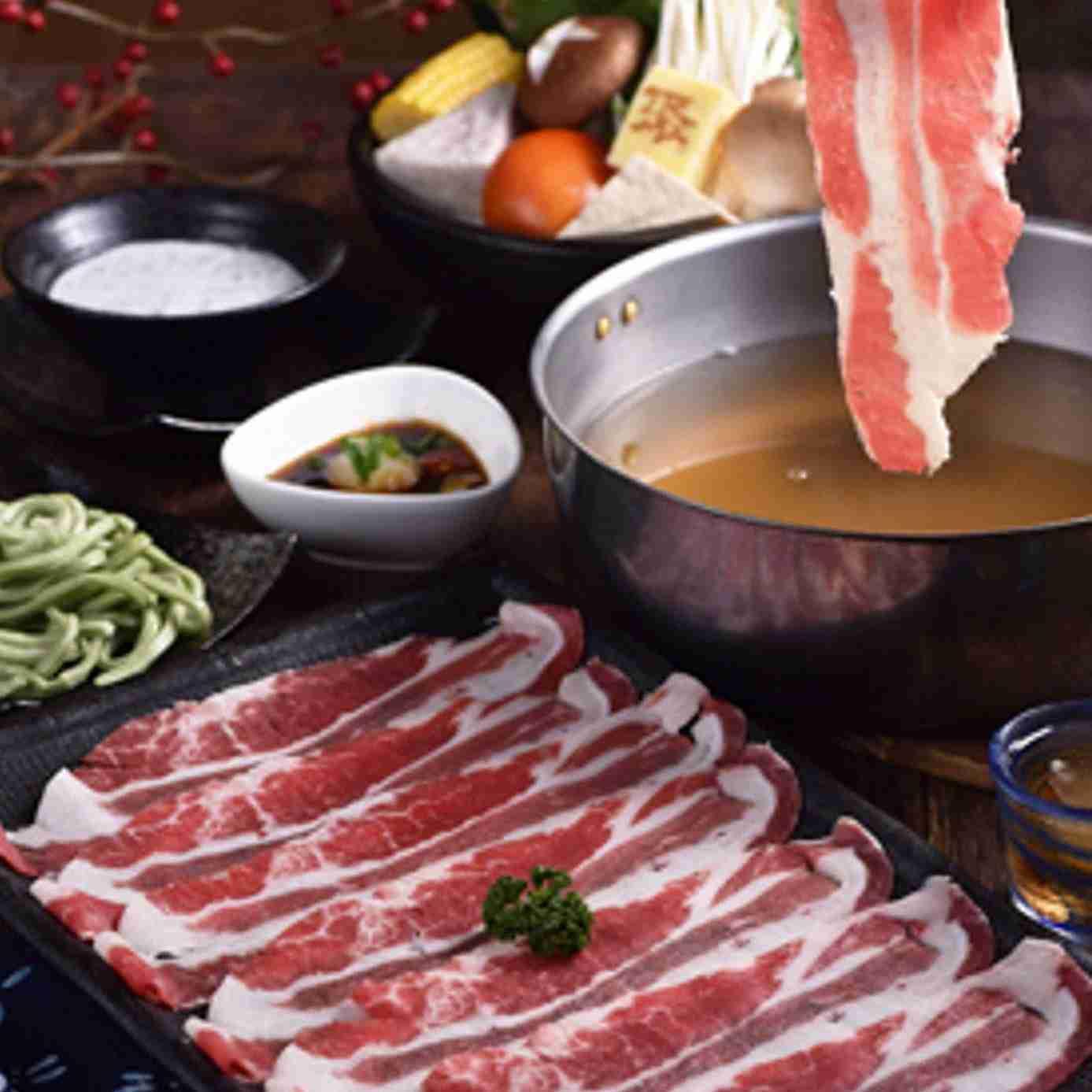 王品集團 聚 北海道昆布鍋套餐 餐券