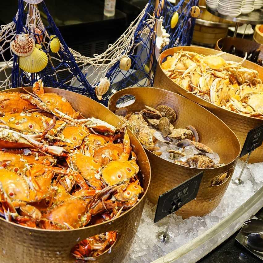 漢來 漢來海港餐廳 平日晚餐券 桃園以南各分店適用