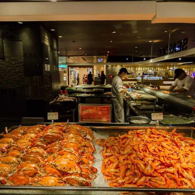 漢來 漢來海港餐廳 平日下午餐券 桃園以南各分店適用
