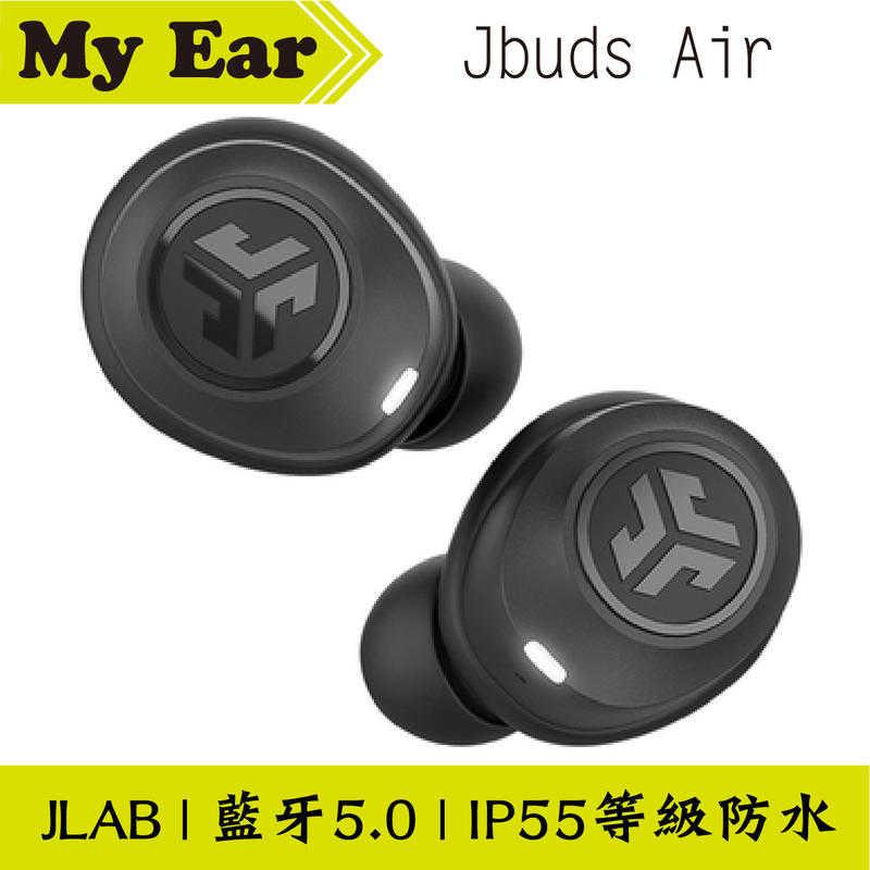 現貨 Jlab Jbuds Air IP55 防水 黑色 真無線 藍芽耳機|My Ear 耳機專門店