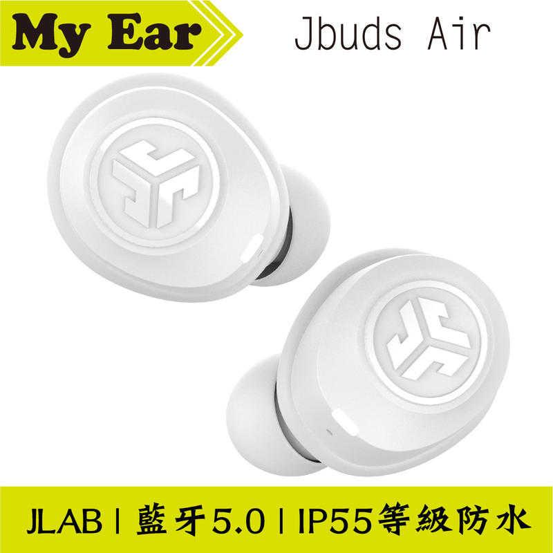 現貨 Jlab Jbuds Air IP55 防水 白色 真無線 藍芽耳機|My Ear 耳機專門店