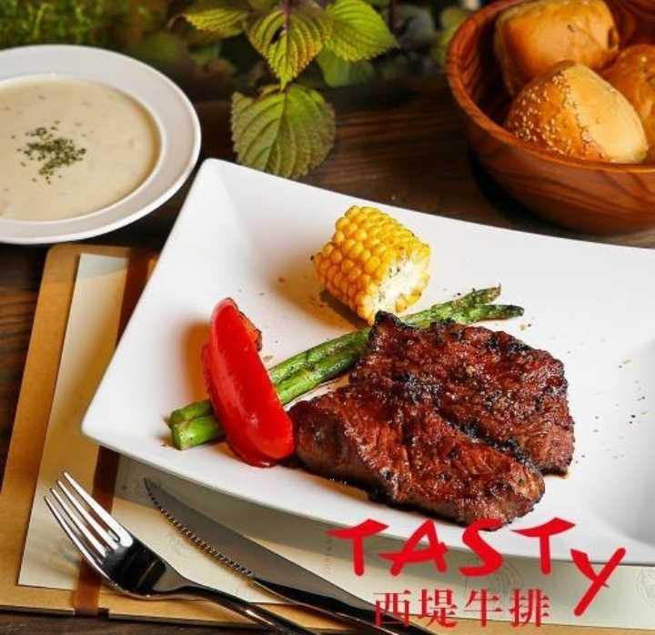 預購6/3號到貨 王品集團Tasty西堤牛排餐券