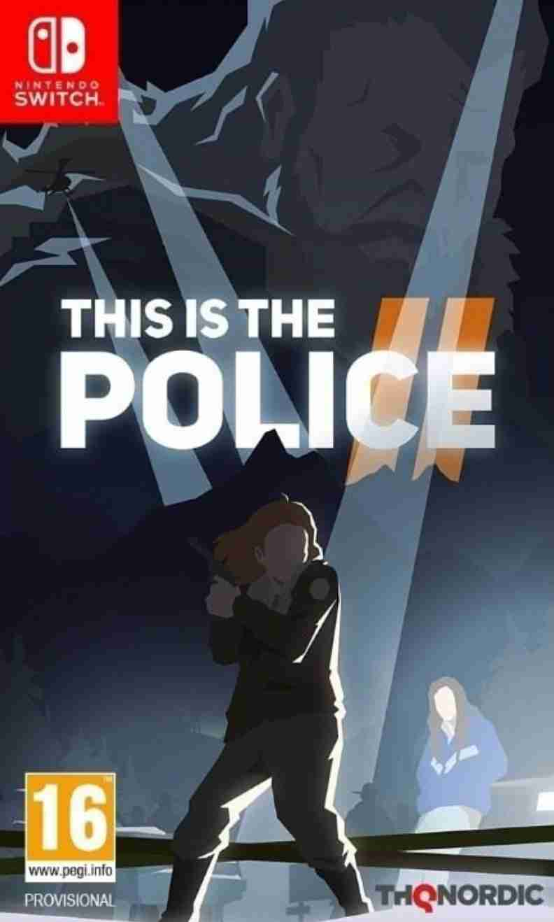 This is Police 2 身為警察 2 中英文版 for Nintendo Switch NSW-0368