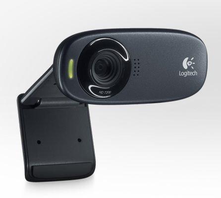 [富廉網] 羅技HD網路攝影機Webcam C310