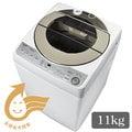SHARP 夏普 無孔槽 變頻洗衣機 ES-ASF11T ( 配送+基本安裝 ) ( 此為ES-ASD11T 新款 ) ※原廠公司貨