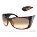 #福利品附精美鏡盒# GUCCI 古馳 時尚包覆太陽眼鏡 適合小臉 GG2962/S AX5DB 玳瑁 公司貨正品超值特惠