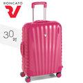 30吋行李箱RONCATO【海亞HAYACITY】義大利製造►UNO系列 超輕款PC 旅行箱 30吋 顏色 桃紅
