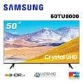 【含運】 三星 50吋 50TU8000 Crystal UHD 4K 電視 公貨 UA50TU8000WXZW 送4K HDMI線