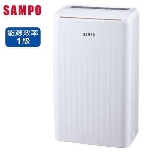 SAMPO聲寶 6L微電腦空氣清淨除濕機AD-WA712T
