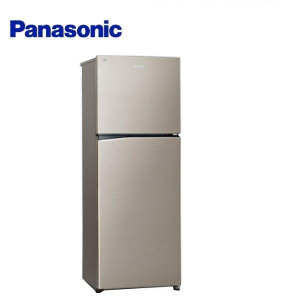 Panasonic 國際牌 二門366L新1級鋼板冰箱 NR-B370TV-S1-