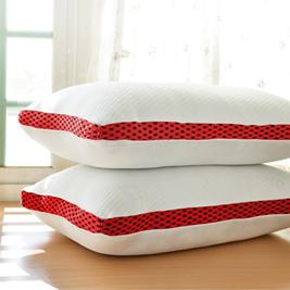 【LooCa】透氣3D獨立筒釋壓枕