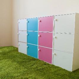 【HOPMA 】粉彩系列收納櫃