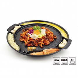 【KITCHEN ART】圓形烘蛋6格烤盤