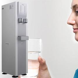 COWAY-落地型U/F超薄膜冰溫兩用飲水機(CP-07HU)(全新福利品)