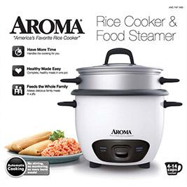 美國AROMA-炫白蒸/煮美食料理鍋(ARC-747-1NG)