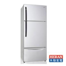 【HERAN禾聯】481公升1級DC直流變頻三門冰箱 HRE-C482